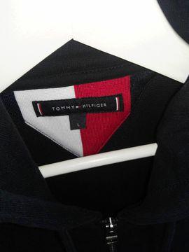 Designerbekleidung, Damen und Herren - Tommy Hilfiger Sweatshirtjacke gr L