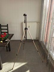 Fotostativ ca 130 cm mit