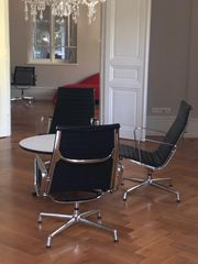 Luxuriöse Designer Leder Bürostühle von