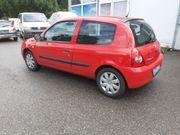 Renault Clio II neu vorgeführt