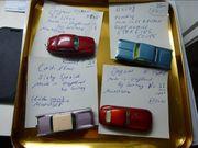 Alte Matchbox Autos Raritäten 50