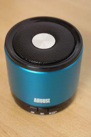 Mobiler Bluetooth Lautsprecher mit Freisprecheinrichtung