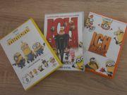 Minions DVD-Sammlung