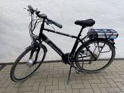 Ebike-Herren Trekking E-bike mcKenzi Akku