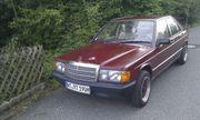 Mercedes 190 D2 5L Oldteimer