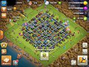 Clash of Clans Account RH