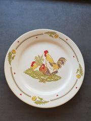Pfalzkeramik glückliche Hühner