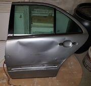 Mercedes Tür w210 Mopf hinten