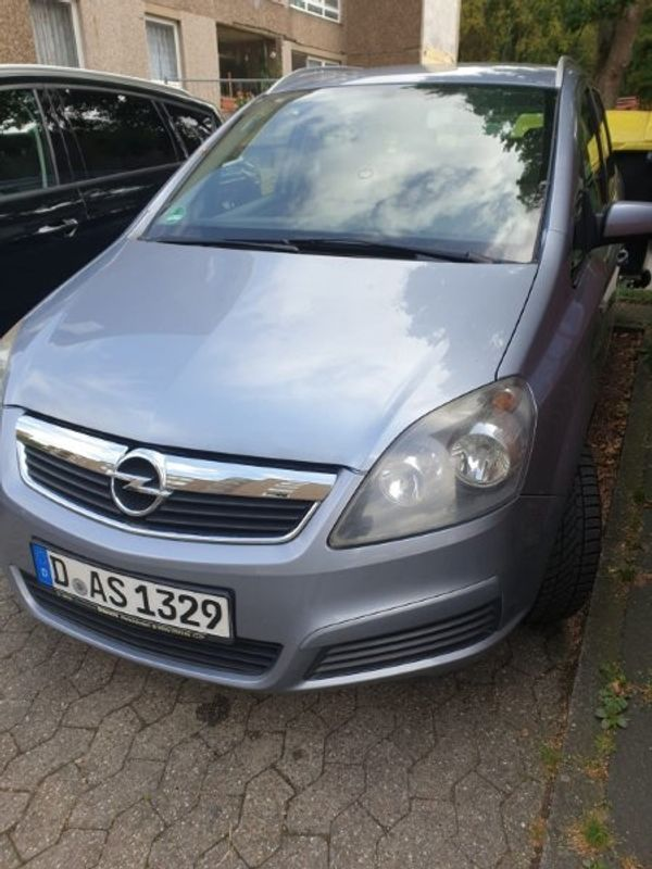 Opel Zafira Gasanlage TÜV Neu