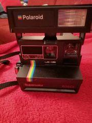 Polaroidkamera 635 cl Supercolor