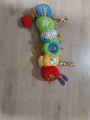 Raupe Nimmersatt Baby Spielzeug