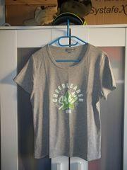 Shirt in Grau Gr 44