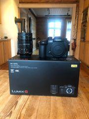 Panasonic GH5 mit Leica 12-60mm