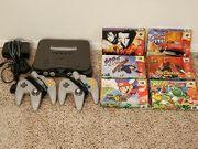Nintendo 64-Konsole