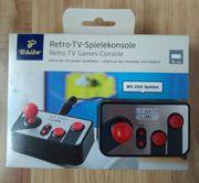 TV - Retro Spielkonsole