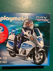Playmobil City Action Polizist mit