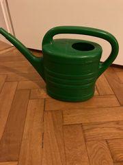Gieskanne 5 Liter Fassungsvermögen grün