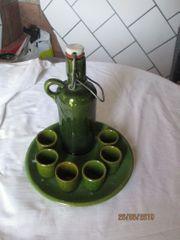 Trinkflasche Unterteller 6 Trinkgefäß
