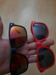 2 Sonnenbrillen neu noch nie