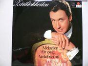 Schallplatte Peter Alexander - Zärtlichkeiten