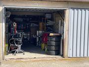 GÖRLITZ - Garage trocken zentral zu