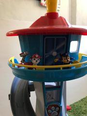 Spielzeugturm