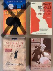 5 Bücher Bestseller Romane