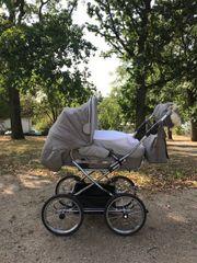 Hesba Condor Coupe Kinderwagen mit