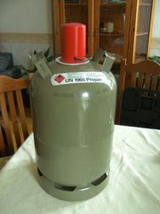 11 kg Propan Gasflasche Gas