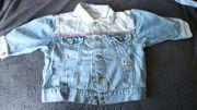 Jeansjacke von twinnies Gr 80