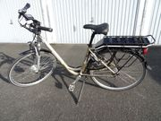 E-Bike-Cityrad Damen