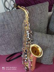 YAMAHA Alt-Saxophon YAS 23 neuwertig
