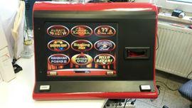 Spiele, Automaten - Magic Games Thekengerät Tischgerät Mobil