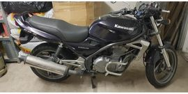 Bild 4 - Saisonstart mit Kawasaki ER 500 - Asbach Bennau