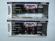 Metallica Tickets 2 Stück Olympiastadion
