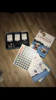 Englisch London Spiel
