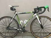 CANNONDALE SUPER X CARBON RAHMEN