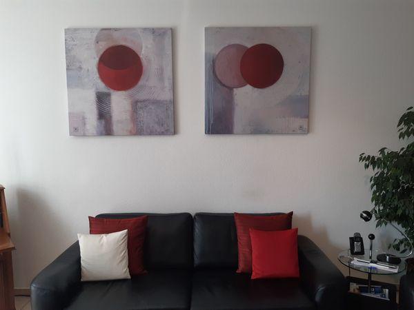 Moderne Kunstdrucke Serenity I und