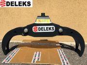 DELEKS® DK-10 Holzzange Holzgreifer für