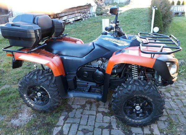 ATV Centhor Dinli 700 2010