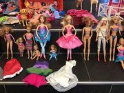 Barbie Sammlung mit über 20