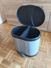 Wesco Tretabfalleimer 2x15 Liter