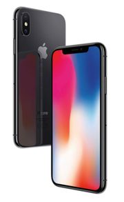 iPhone X 256GB Space Grau