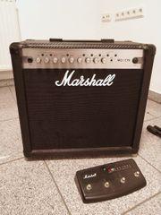 Marshall MG50CFX Amp zu verkaufen