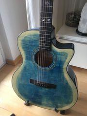 Westerngitarre Harley Benton EAX-500TL Faded