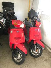 2x Yamaha Beluga XC 125
