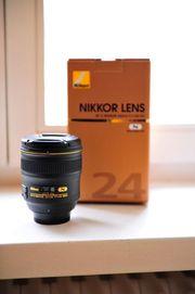 Nikon AF-S 24 mm f