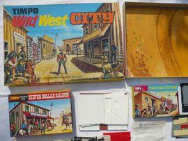 Spielzeug, Überraschungseier- Figuren - Timpo Toys WILD WEST CITY