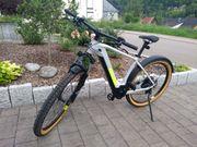 E-Bike E-MTB Cube Reaction Hybrid