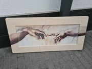 Bild Michelangelo die Erschaffung Adams